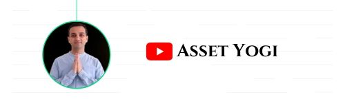 Asset Yogi  - Youtube Channel to Learn Indian Stock Market