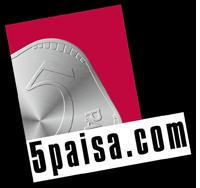 Broker 5Paisa.com Logo