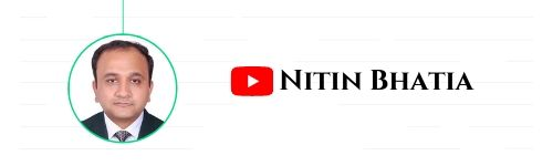 Nitin Bhatia - Youtube Channel to Learn Indian Stock Market