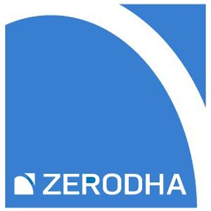 Stock Broker Zerodha Logo