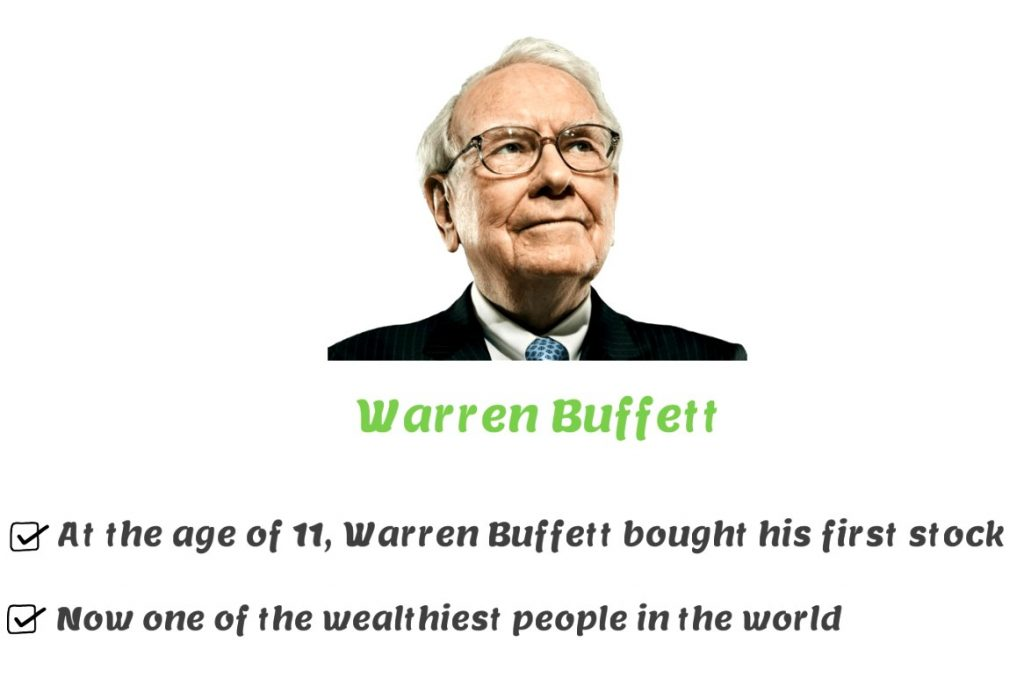 Warren Buffett - stock market for beginners