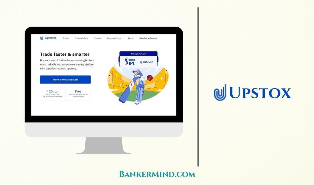 Best Brokerage Firm In India - 4. Upstox
