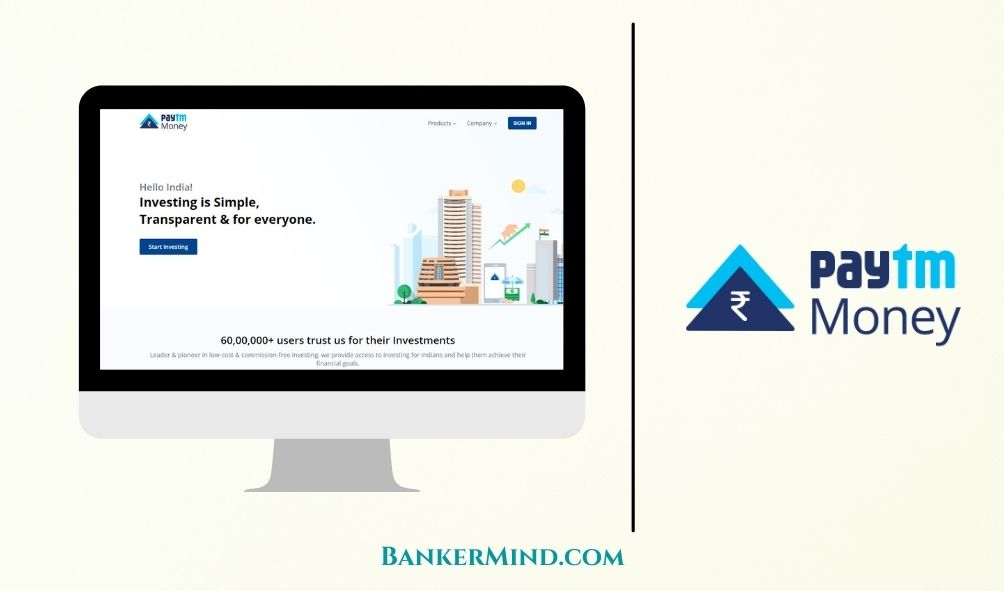 Best Brokerage Firm In India - 5. Paytm Money