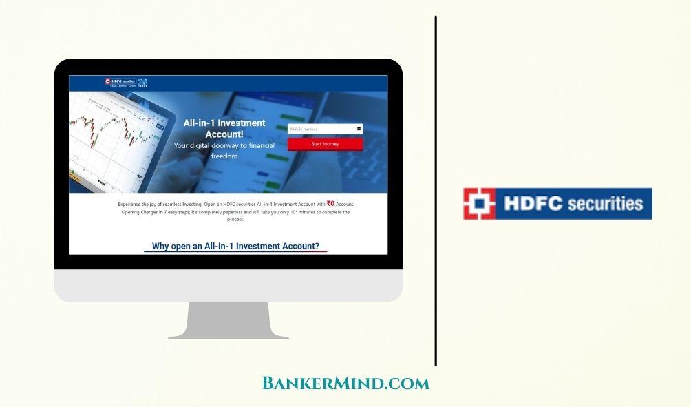 Best Brokerage Firm In India - 7. HDFC Securities