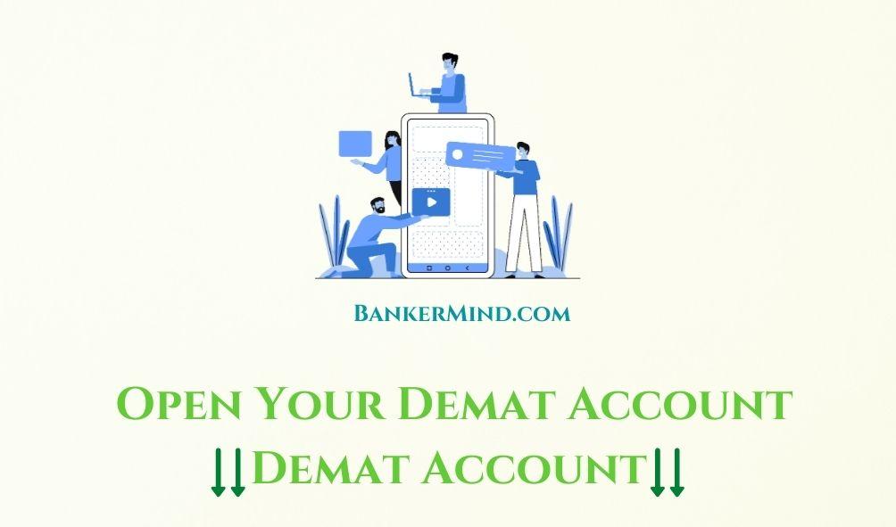 Open Your Demat Account Demat Account